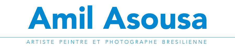 Amil Asousa, artiste peintre et photographe brŽsilienne